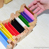Montessori Color Box #2 Activity for Toddlers