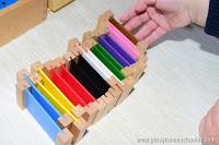 Montessori Color Box #2 Activity for Toddlers