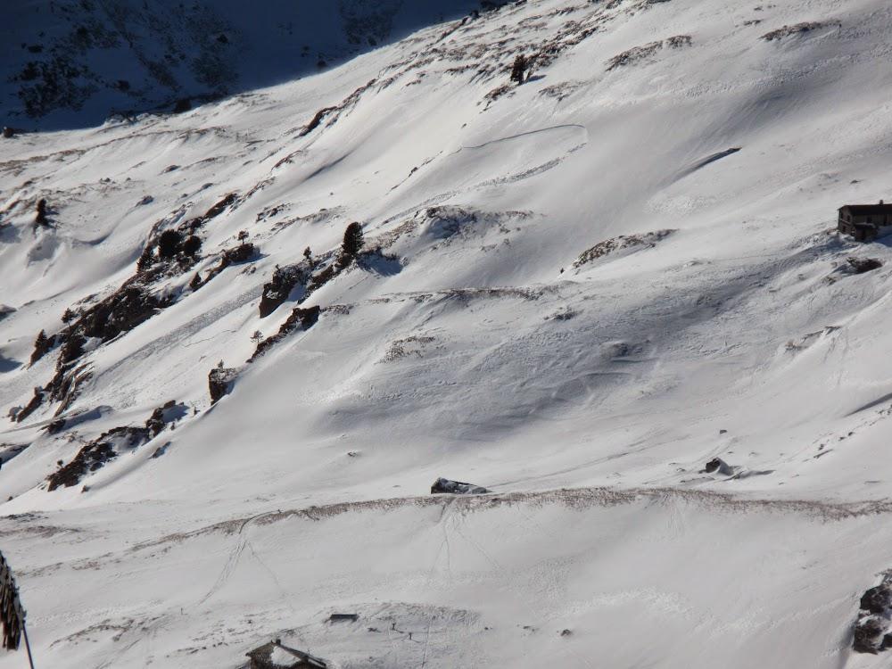 Avalanche Vanoise, secteur Aussois - Photo 1 - © Xuereb François