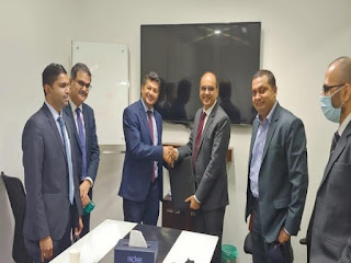 Corporate Agency Agreement signed between SBI General insurance and Yes Bank