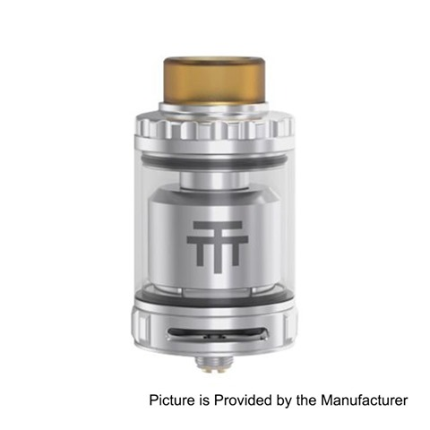 authentic-vandy-vape-triple-28-rta-rebuildable-tank-atomizer-silver-stainless-steel-4ml-28mm-diameter