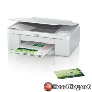 Reset Epson ME-340 printer Waste Ink Pads Counter