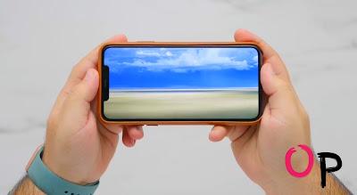 شاشة موبايل iPhone 11 Pro