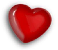 قلوب ملونة تنبض بالحياة