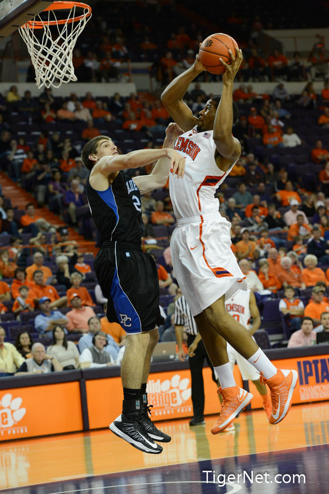 Clemson vs. Presbyterian College Photos - 2012, Basketball, Devin Booker, Presbyterian