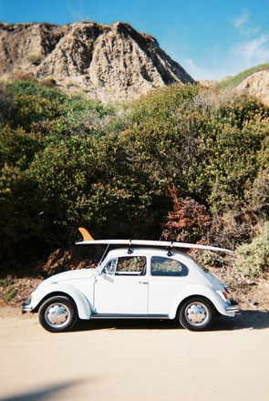 VW BUG Hire CA