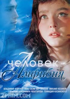 Người Cá - Chelovek-Amfibiya (1962) Poster