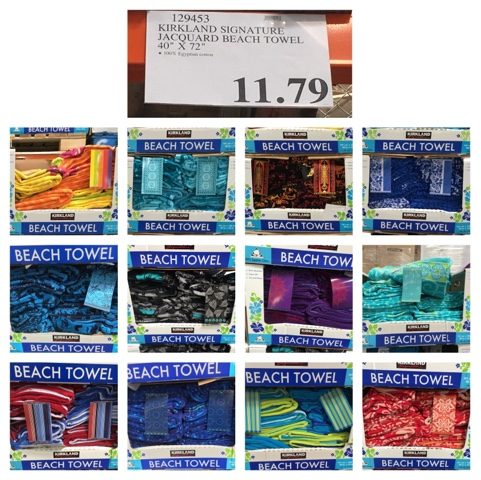 Costco Beach Towels The Best Beaches In World