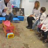 Kleuters watermuseum op school