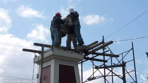 Colocaran estatua de Justo Rufino Barrios