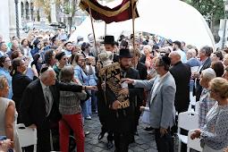 Comunidades judaicas voltando às suas origens em  Budapeste