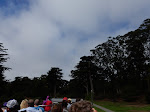 Heading deeper into Golden Gate Park
