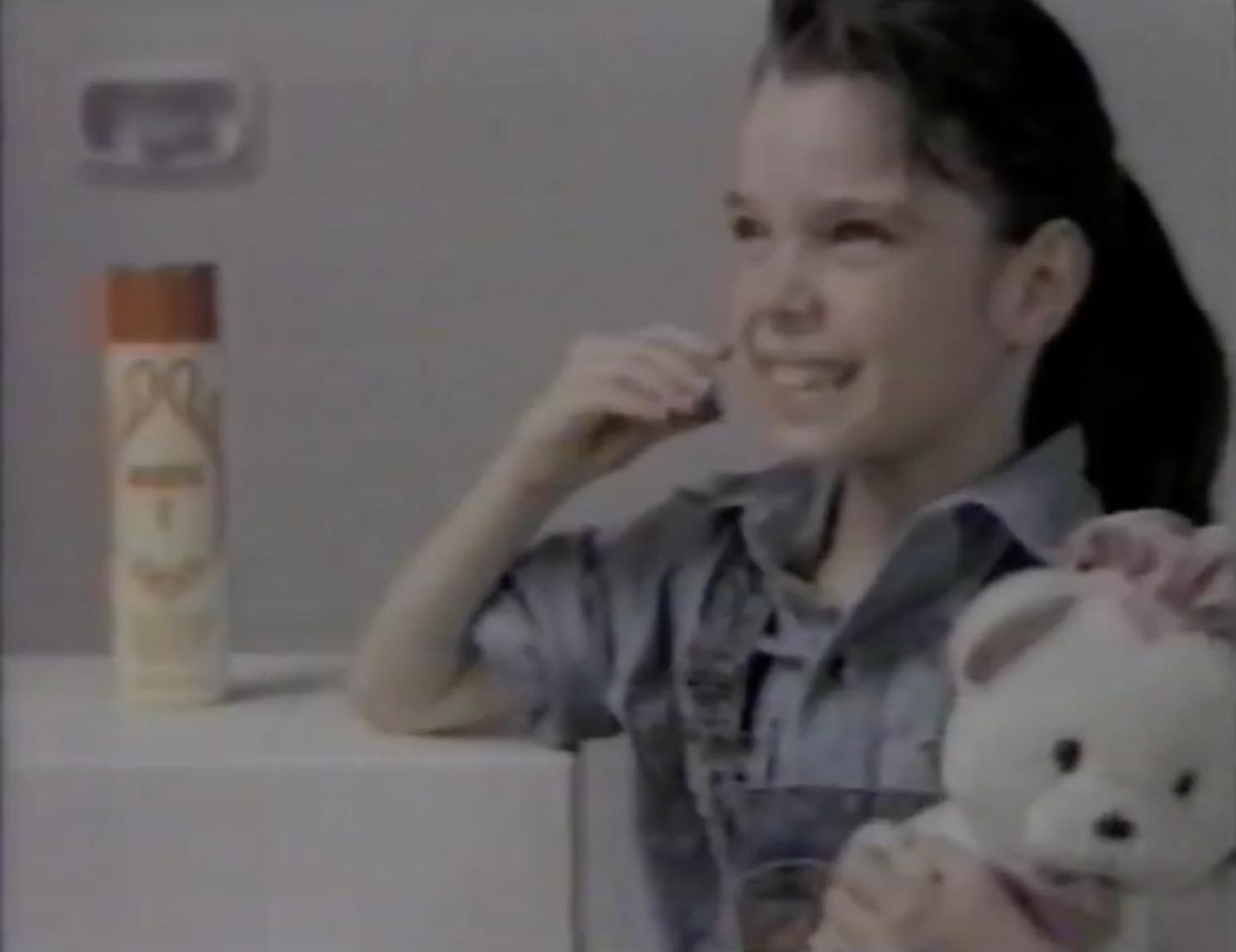 Campanha do condicionador de cabelos Neutrox veiculado em 1991