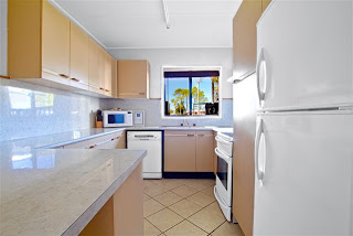 Holiday Villa - Kitchen
