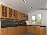 Furniture Dapur Minimalis Lengkap Dengan Kitchen Set