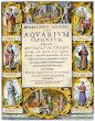 From Hydrolithus Sophicus Seu Aquarium Sapientum 1625