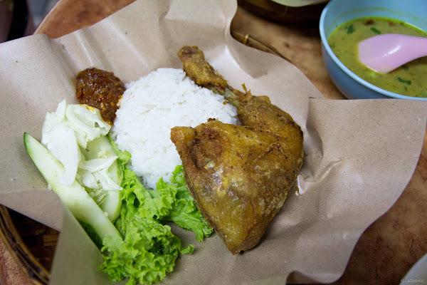 Ayam Penyet Jawa Cafe Ipoh
