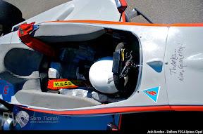 Josh Burdon - Dallara F304-Spiess Opel
