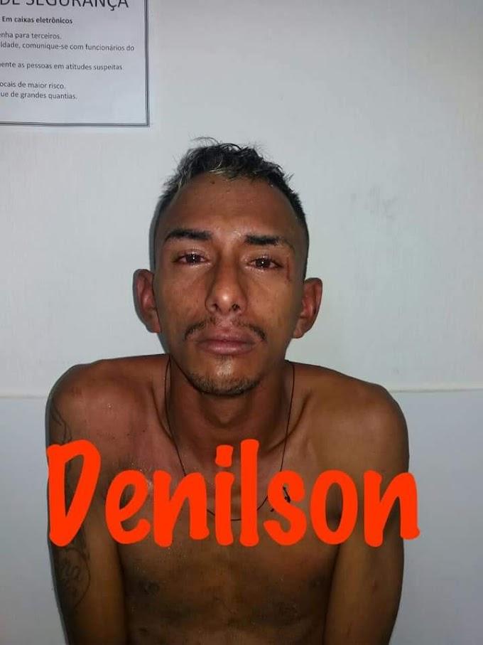 3 PESSOAS PRESOS PELA POLÍCIA EM CRATEÚS, UM ASSUMIU TER PARTICIPADO DO HOMICÍDIO DO CARLINHOS NA 13 DE MAIO SÁBADO PASSADO