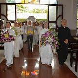 Lễ Tang Cha Nicôla Đinh Quang Điện