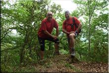 Mantxibio mendiaren gailurra 937 m.  --  2016ko ekainaren 26an