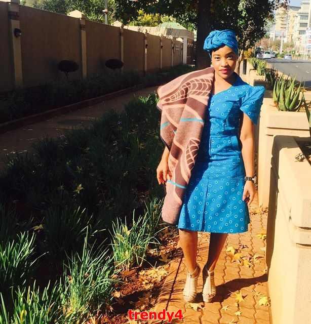 Traditional Dresses Of Botswana