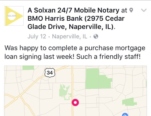 A Solxan 24/7 Mobile Notary - Notary Public / Certified