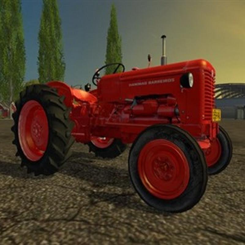 Farming simulator 2015 - Barreiros R545 v 1.0 beta