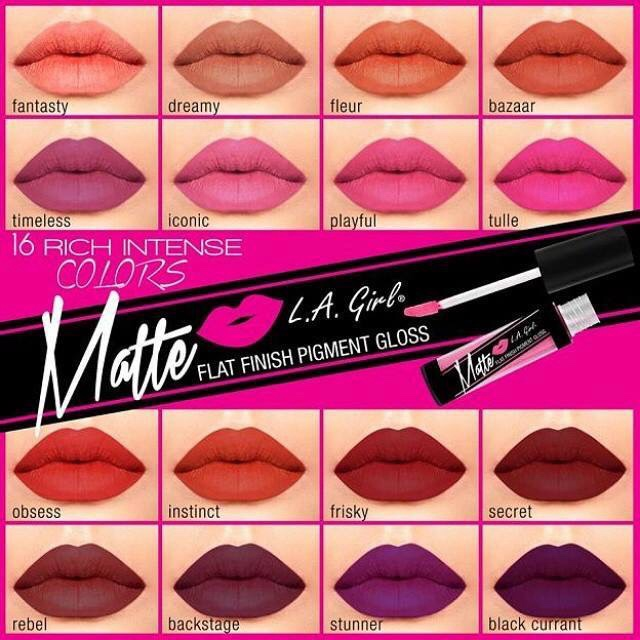review-la-girl-matte-flat-finish-pigment-gloss-in-stunner-and-secret-esybabsy