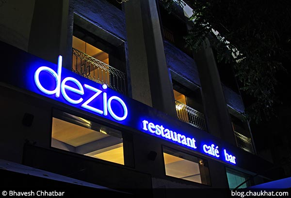 Dezio Restaurant Cafe and Bar, Kalyani Nagar, Pune