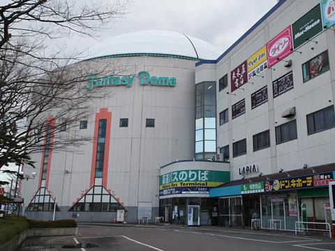 八戸ラピアバスターミナル その1<br />