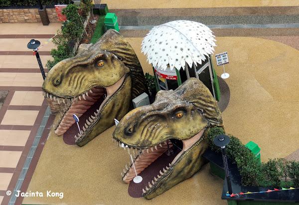 Dinosaurs Alive Water Theme Park Seluncuran Untuk Balita