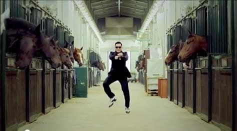 estilo Gangnam
