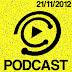 Chupim - Podcast - 21/11/2012