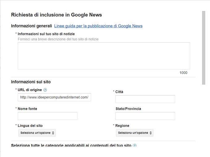 modulo-iscrizione-google-news