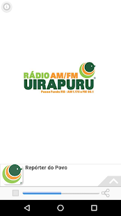 Rádio Uirapuru- screenshot thumbnail