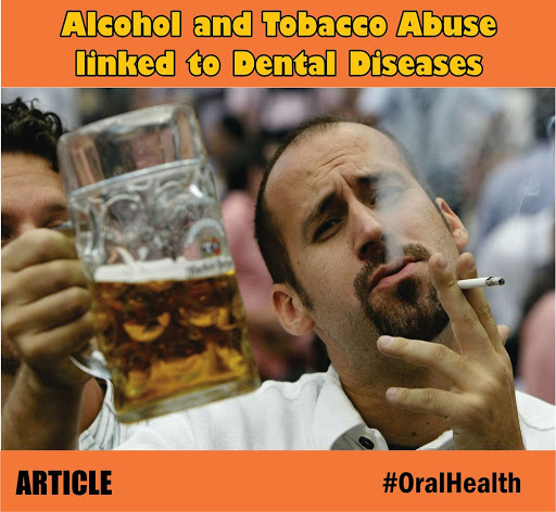 tobacco-alcohol-dental-disease