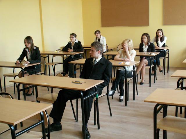 Pierwszy egzamin gimnazjalny w ZS nr 2 w Dukli 2011 - PICT1341_1.JPG