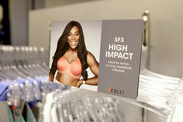 2a73535bd7 ... and support - especially on court. I am excited to help introduce these  bras globally  I haven t looked back since my mom introduced me to Berlei.