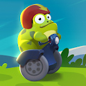 Ride with the Frog icon
