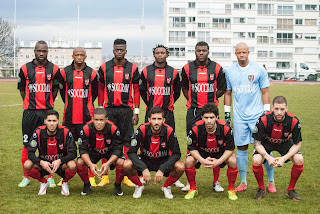US Ivry foot CFA - Calais RUFC 2015-02-15