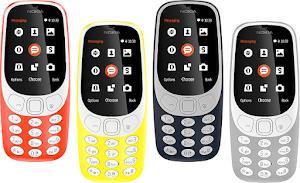 Nokia 3310 chính thức ra mắt huyền thoại hồi sinh