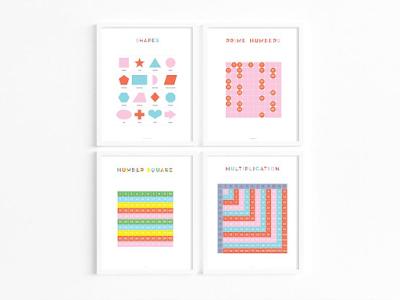math  home school printables