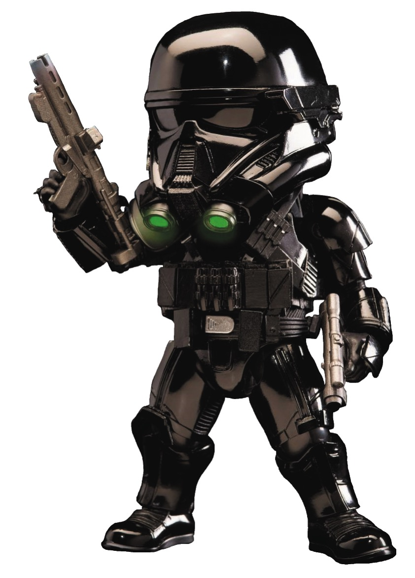 STAR WARS ROGUE ONE EAA 039 DEATH TROOPER PX AF