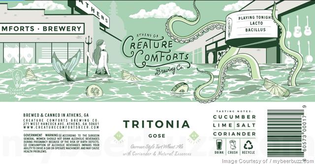 Creature Comforts to Release Tritonia
