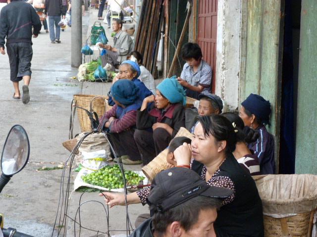 CHINE SICHUAN.XI CHANG ET MINORITE YI, à 1 heure de route de la ville - 1sichuan%2B674.JPG