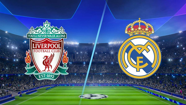 Watch Live Stream Match: Liverpool vs Real Madrid (UEFA CHAMPIONS LEAGUE)