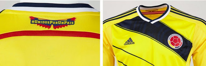 The new kit which is designed by adiads comes in base colour of Yellow  while we have slim diagonal lines across the front of the kit in navy blue  colour. 059af9cde