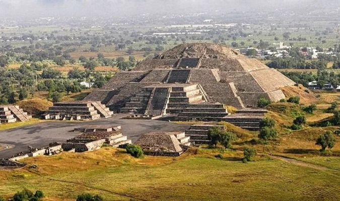 piramide no mexico thutachan