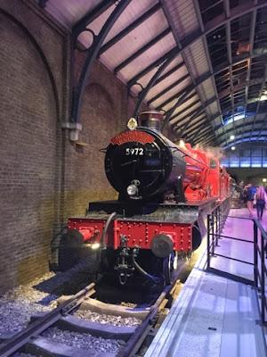 Warner Brothers Harry Potter Studios Tour London Hogwarts Express